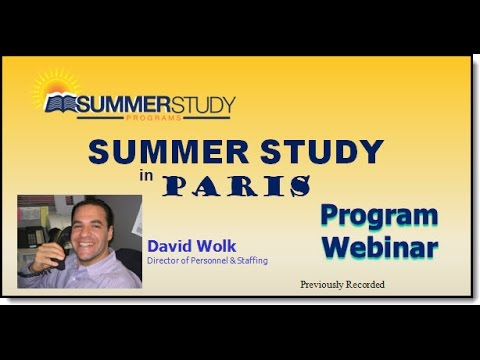 Summer Study in Paris at The Sorbonne: Join the Excitement During Our Summer Study Abroad Program!