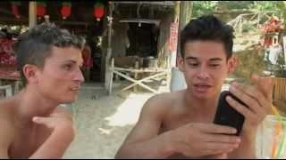 Gustav i bitch fight i Thailand - For lækker til love TV3