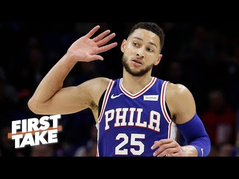 76ers vs. Nets playoff series is over after Game 2 blowout – Max Kellerman | First Take