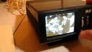 Portable TV MARA-2