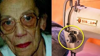 On Her Deathbed, His Aunt Whispered Check Under The Sewing Machine  Finds $3 Million Dollar Treasure