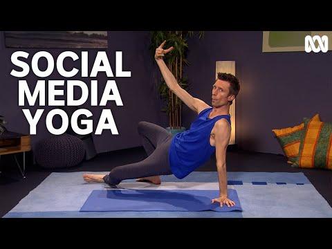 Social media yoga  | Sammy J (S3 Ep 35)