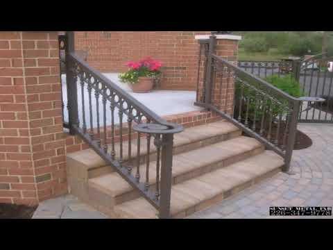 Balcony Metal Grill Design