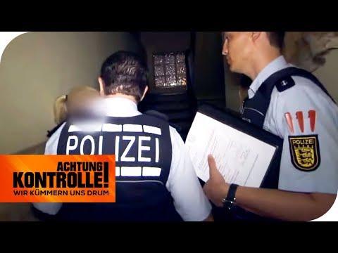 Polizei macht Jagd auf Schulschwänzer! Schülerin droht Arrest! | Achtung Kontrolle | kabel eins
