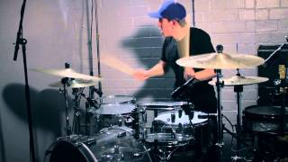 Chris Dimas - To U - Jack U (Skrillex & Diplo) - Drum Cover