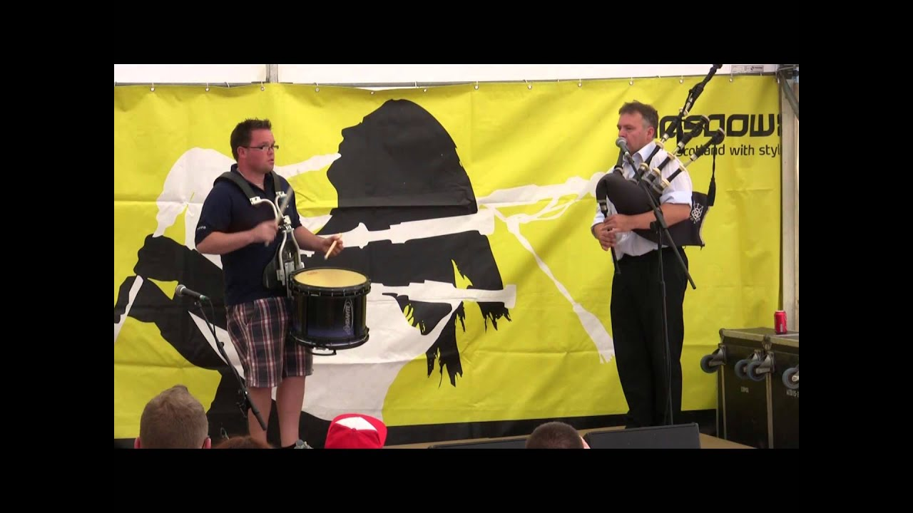 how to make pipe drums
