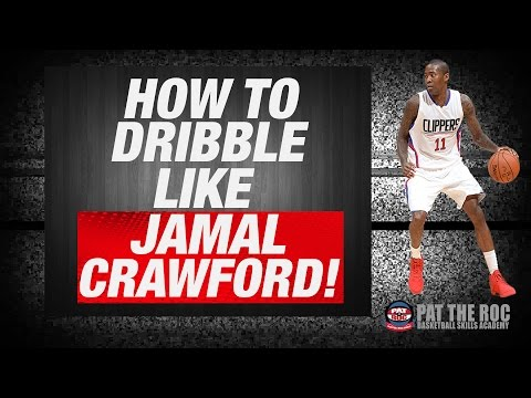 How To Dribble Like Jamal Crawford!