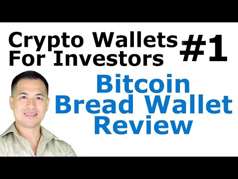 Cryptocurrency Wallets For Investors #1 - Bitcoin Breadwallet Review - By Tai Zen & Leon Fu Dot Com