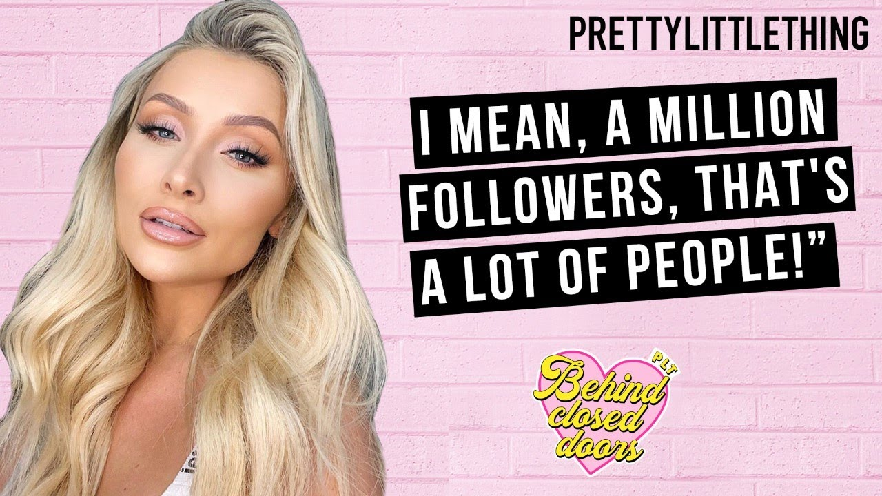 Sarah Ashcroft   Behind Closed Doors   The Podcast   PrettyLittleThing