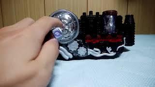 魔法使いフルボトルを改造してカンガルーロストフルボトルを製作しまし...