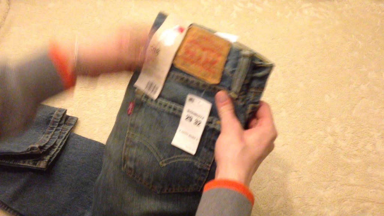COMIWALK | Где купить винтажные джинсы Levi's501? - YouTube