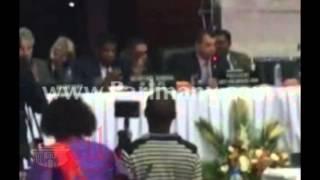 بالفيديو.. رئيس الاتحاد البرلمانى الدولى يعلن انضمام مصر إلى عضويته مجددًا