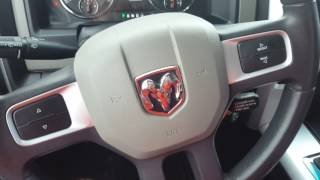 Dodge Ram Outdoorsman 2011 Videos