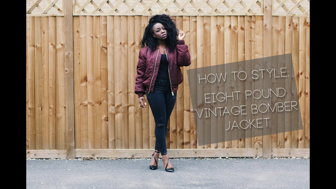 how to wear a bomber jacket gq