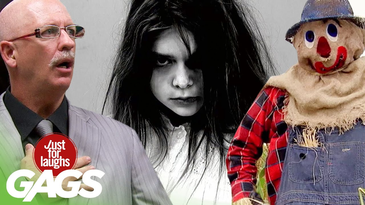 Best of Halloween Pranks | Just For Laughs Compilation