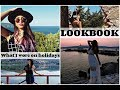What I Wore On Holidays LOOKBOOK   Fashion Diaries