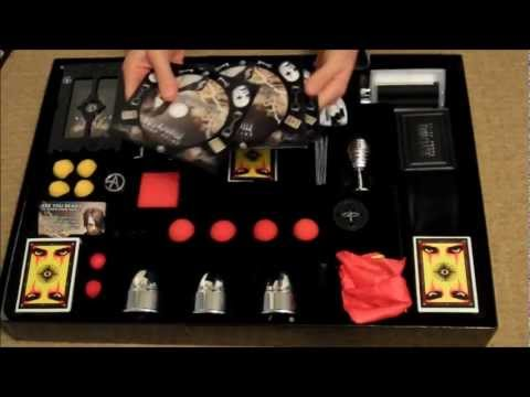 Criss Angel Mindfreak Ultimate Magic Kit -- REVIEW