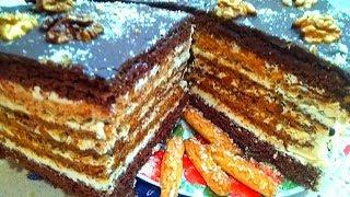 """Самый вкусный Королевский Торт """"КОРАЛЛОВЫЙ РИФ""""! НА ПРАЗДНИЧНЫЙ СТОЛ"""