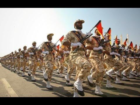 Iran says U S  would aid terrorism if it declared Revolutionary Guards terrorists