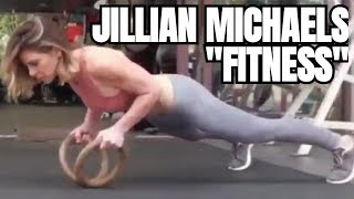 "Instagram ""Fitness"" Jillian Michaels... Again"