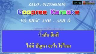 [MV HD] Nhạc Phim Ngày Anh Trở Lại (KARAOKE)