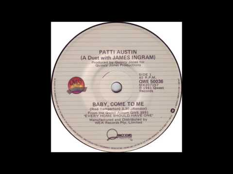 Patti Austin with James Ingram - Baby, Come To Me - Billboard Top 100 of 1983