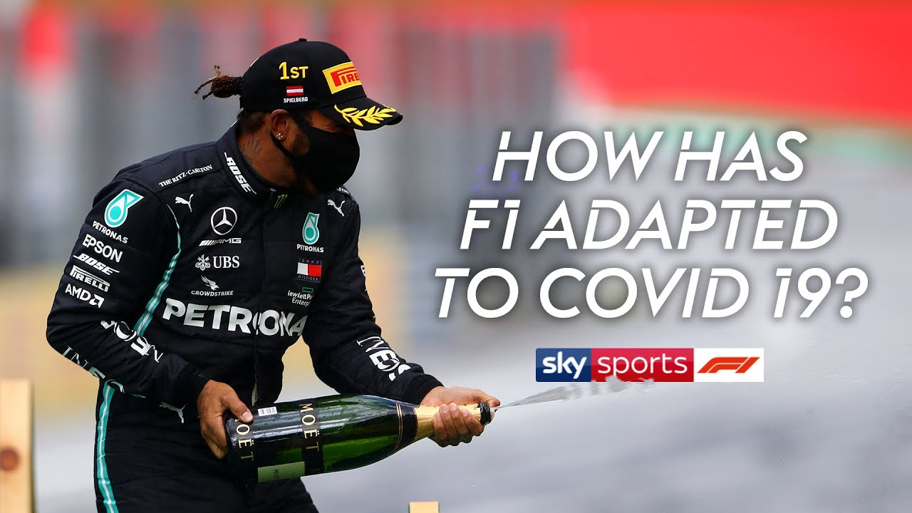 How has Formula One adapted since COVID 19?
