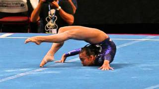 Gymnastics Floor music - Spider Man mix