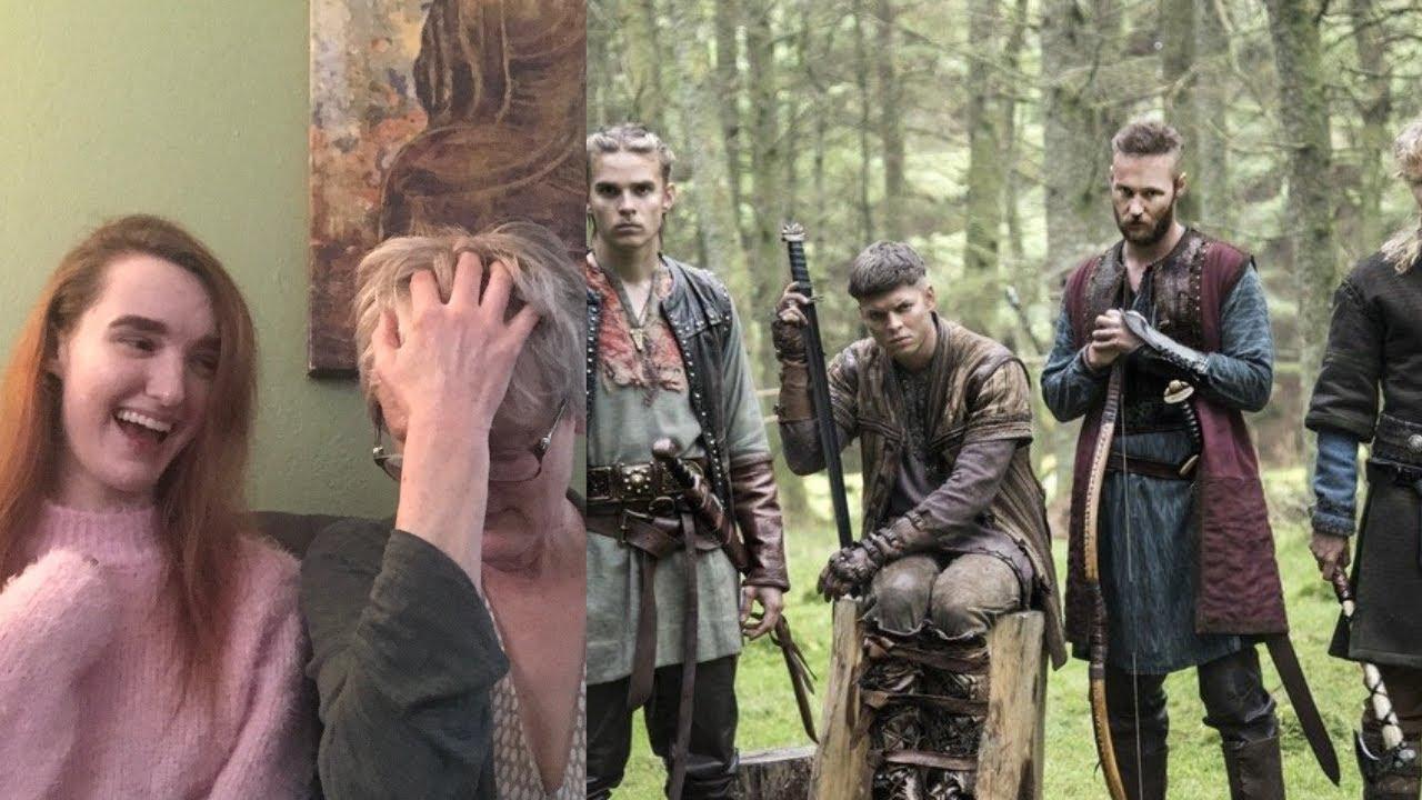 "Download Vikings Season 4 Episode 11 ""The Outsider"" REACTION!!"