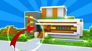 Xây Nhà Hiện Đại Siêu Đẹp  ( Minecraft )