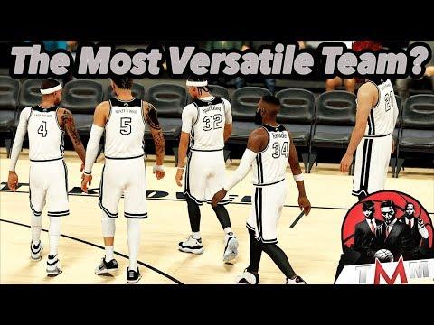 Most Versatile Pro AM Team? | NBA 2K18 Pro AM | TMM Raw & Uncut