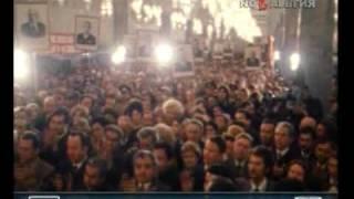 Метро в Ташкенте. Открытие. 1977 год.