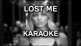 Mary Komasa - Lost me [karaoke/instrumental] - Polinstrumentalista