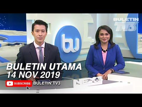 Buletin Utama (2019) | Khamis, 14 November