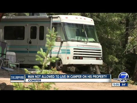 Can I Live in an RV on My Property? | AxleAddict