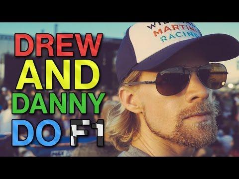 Drew & Danny Do F1 - Our Austin Grand Prix Trip