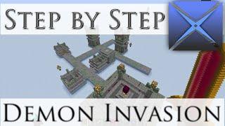 Step By Step: Blood Magic Tier 6 || Demon Invasion || (Tutorial)