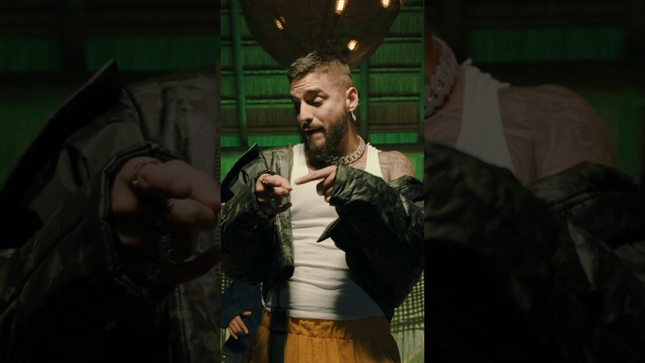 Download Reykon - Latina (feat. Maluma)[Official Vertical Video]