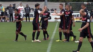 FCI.TV: Highlights des Testspiels der Schanzer gegen den VfB Stuttgart