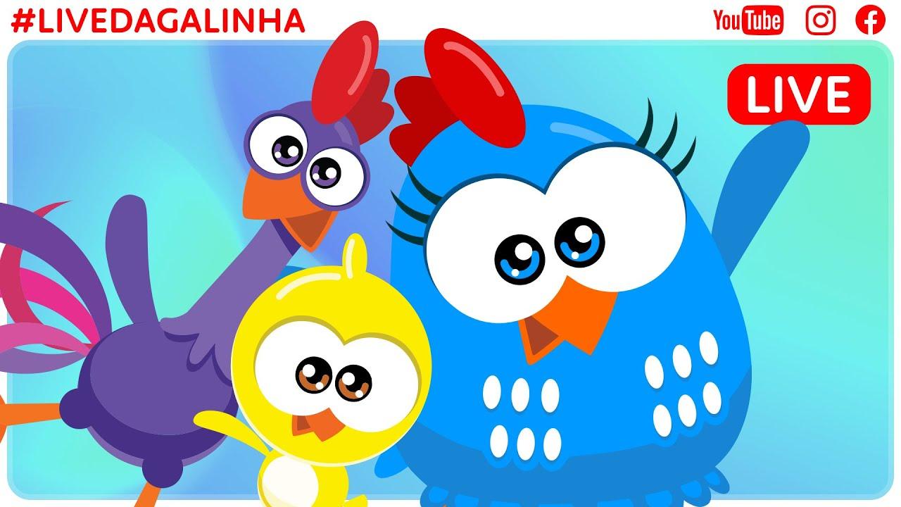#LIVEdaGALINHA