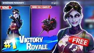 HOW TO GET A FREE NEW BOMB SKIN DARK | FORTNITE