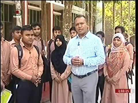 Bogra polytechnic Institute in BTV by Zillur Rahman in 2017