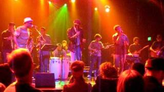 The Lions - Sweet Soul Music live at The El Rey Theatre 2-6-10