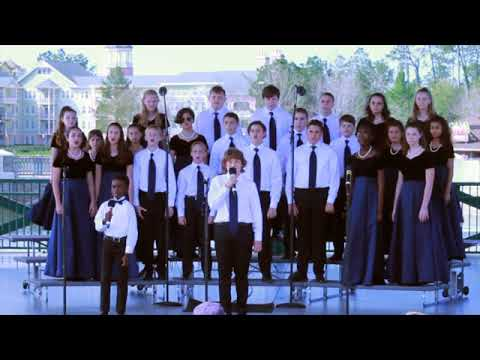 Wellington Collegiate Academy Disney Springs Performance - 2018 I Want you back