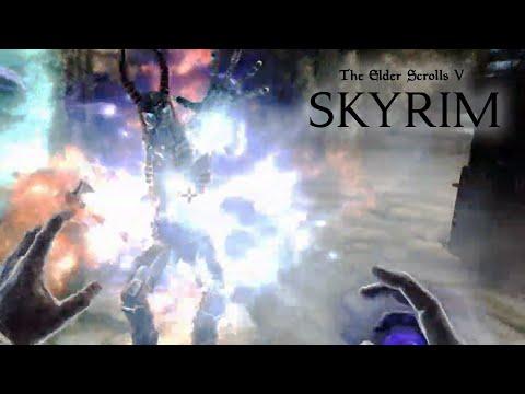 SKYRIM #3 - O Colégio de Magia de Winterhold! (Gameplay em Português PT-BR) thumbnail