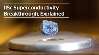 Superconductivity At Room Temperature? IISc's Breakthrough Research, Explained