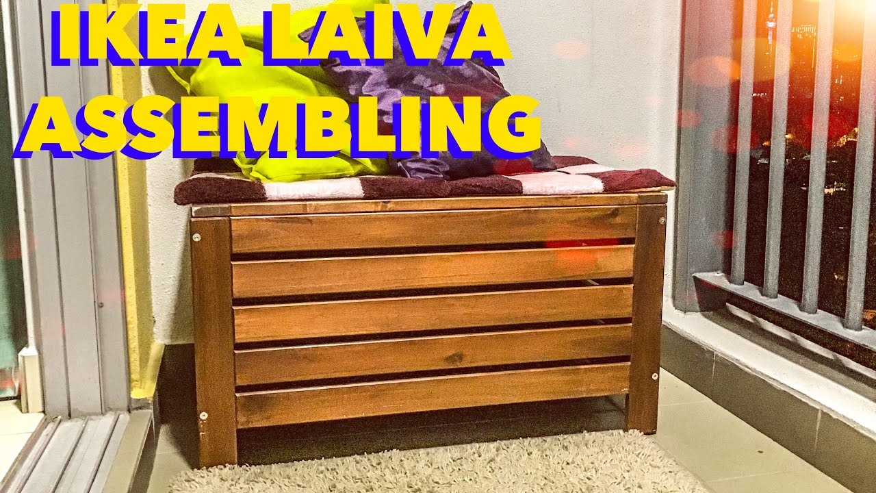 Laiva Regal Ikea Laiva Assembling