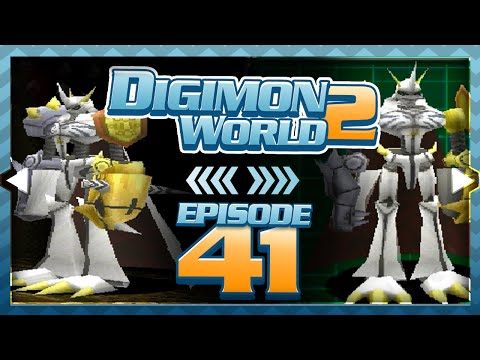 Digimon World 2 - Finale : Getting Omnimon & Tera Domain