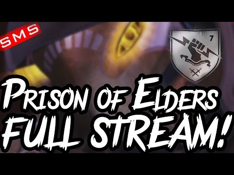 destiny prison of elders matchmaking