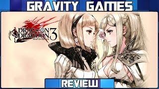 Niche Game Review - Drakengard 3 [1080p]